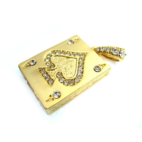 Clock Jewelry USB Flash Drive Diamond USB Pendrive pictures & photos