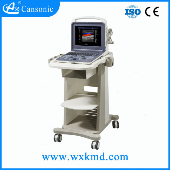 China Portable Ultrasound Scanner Trolley pictures & photos