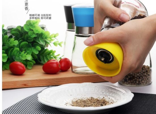High Quality Manual Stainless Steel Pepper Mill