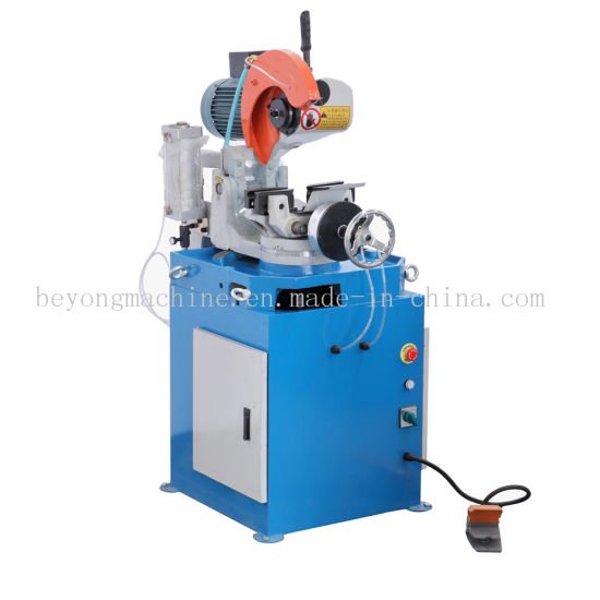 Factory Price Pneumatic Tube Cold Saw Cutting, CNC Metal Pipe Disk Sawing Tools, Circular Cut off Machine Cutter for Stainless Steel, Aluminum, Copper, Profile