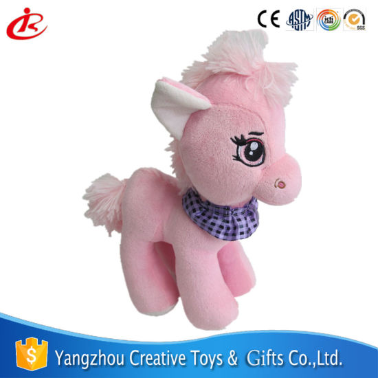 Cute Stuffed Animal Soft Plush Toy Horse pictures & photos