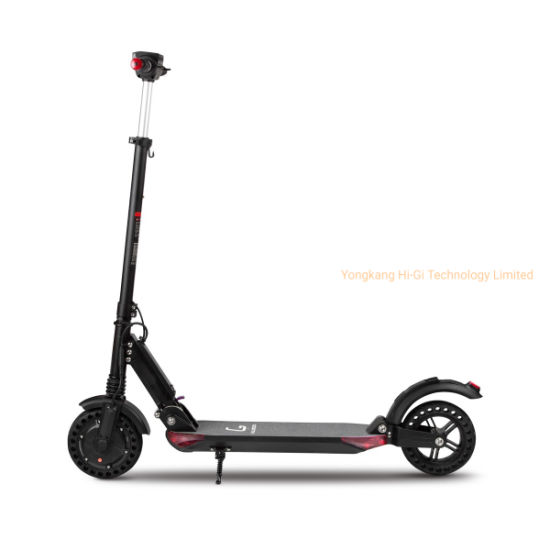 2019 New Approved Fashion 8inch Wheel 250W 25kmh Electric Scooter pictures & photos