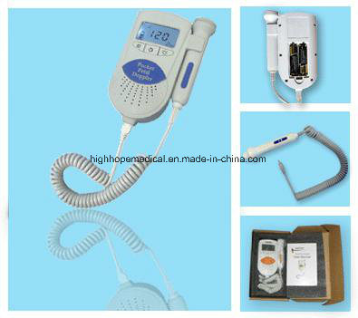 Ce Approved Medical Sonoline B Fetal Doppler pictures & photos
