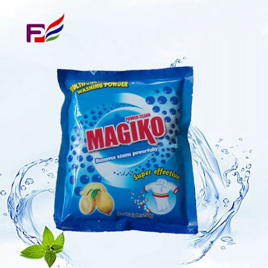 Customized Pacakge Different Active Matter Washing Powder, Laundry Detergent Powder pictures & photos