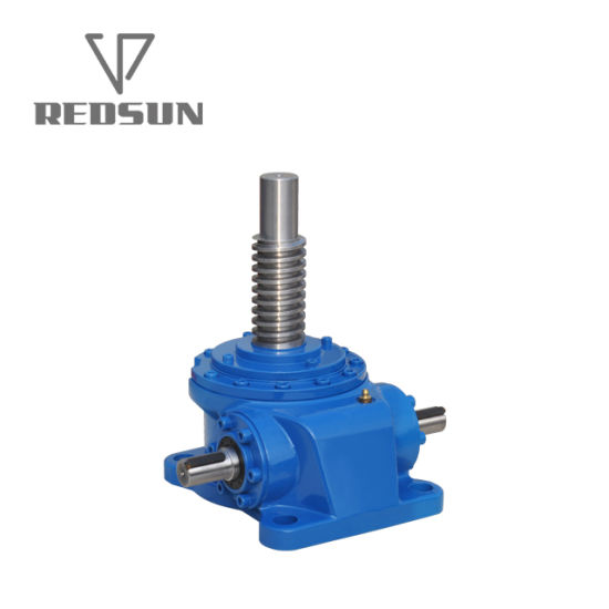 Redsun Jw Series Electric Worm Gear Screw Jack pictures & photos