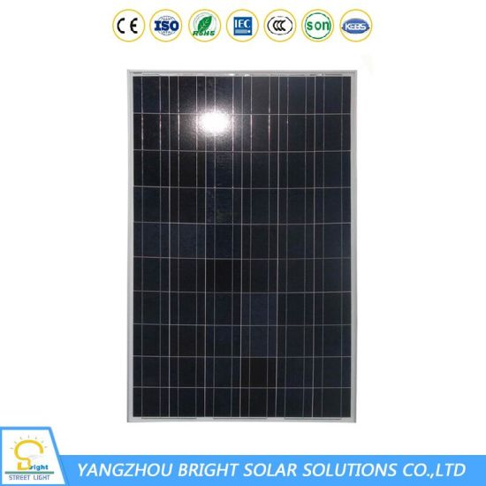 5m-12m Solar Street Light with Solar Panel pictures & photos