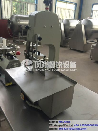 2017 Fk-310 Bone Saw Machine Bone Cutting Machine Bone Cutter pictures & photos