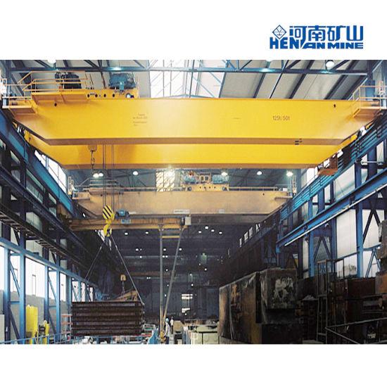 Factory Price Qd Type 32/5t Double Beam Overhead Crane