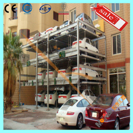 4 Floor Puzzle Parking pictures & photos