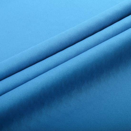 Hot Selling 4 Ways Stretch Polyester Spandex Bonded Jacquard Knitted Polar Fleece Fabric for Clothes Material