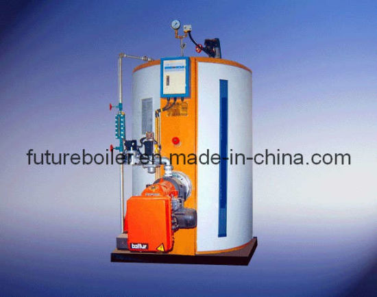 China Vertial Oil (Gas) Fired Hot Water Boiler - China Hot Water ...