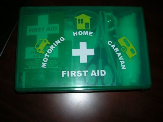 Family Reusable First Aid Kit pictures & photos