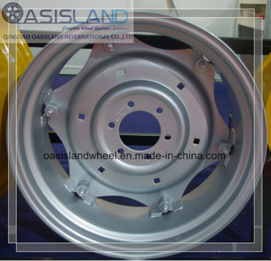 Agricultural Wheel Rim W7X24 for Tractor