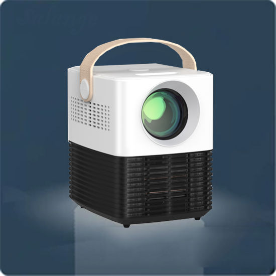 Mini Projector Portable LED Projector Home Theater High Quality Video Play Projector