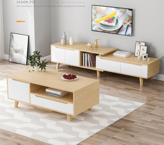 China Tv Cabinet Tea Table Combination, Small Cabinet For Living Room