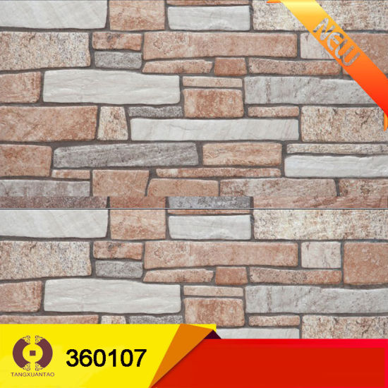 300X600mm Outdoor Glazed Ceramic Wall Tile (360108) pictures & photos