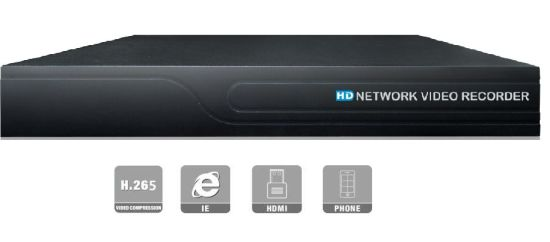 Fsan 16CH 1u Face Capture Recognition Full Real-Time Video Recorder NVR