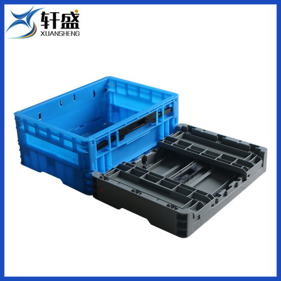 High Quality Warehouse Plastic Folding Box for Vegetables