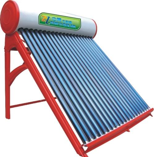 150L Compact Non-Pressure Solar Water Heater
