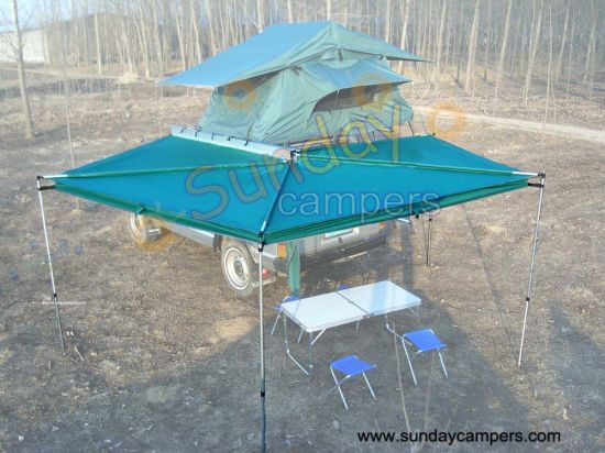 New Products 4X4 Accessories Outdoor Wing Awnings