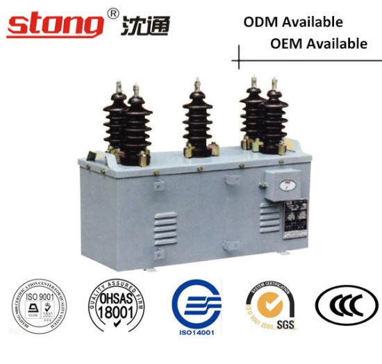 Jlszw-6, 10W Outdoor Dry Type Combined Transformer pictures & photos