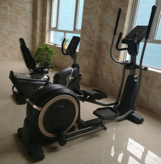 Self Generating Power Commercail Cross Trainer (SK-EF02) pictures & photos
