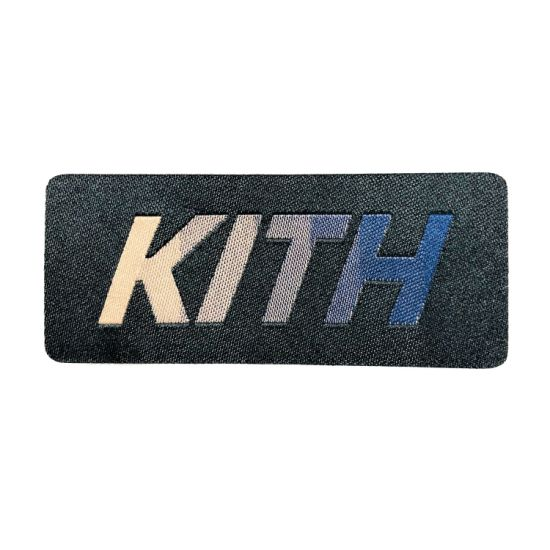 Wholesale Custom Brand Logo Laser Cut High Definition Machine Damask Woven Labels for Clothes