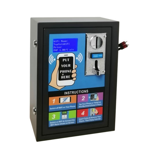 2020 Best Selling Products 24h Self Coin-Operated Vandal-Proof Small Vending Machine