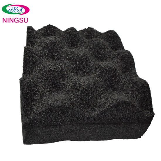 Hot-Selling High-Quality Black Wave Rubber-Plastic Thermal Insulation Cotton in 2020