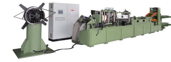 High Configuration Electric Silicon Steel Transformer Core Lamination Cutting Machine for Center Leg, Side Leg, Yoke