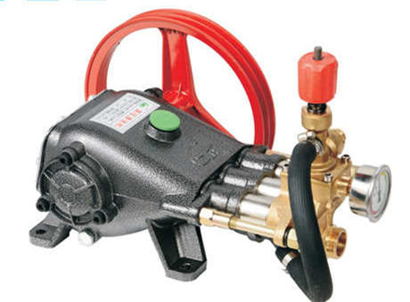 Copper Pump Head of 55/58 High Pressure Commercial Car Washer