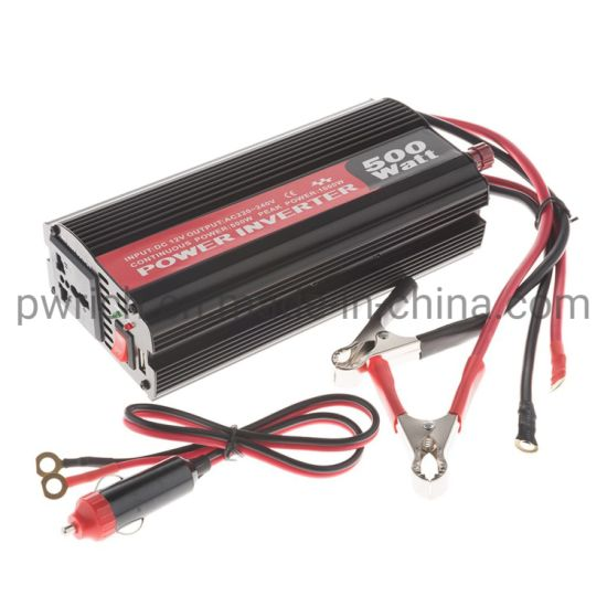 500W Modified Sine Wave Power Inverter pictures & photos