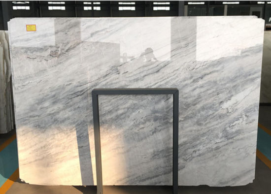 Own Quarry Vermont Grey Marble Slabs for Wall/Flooring/Construction