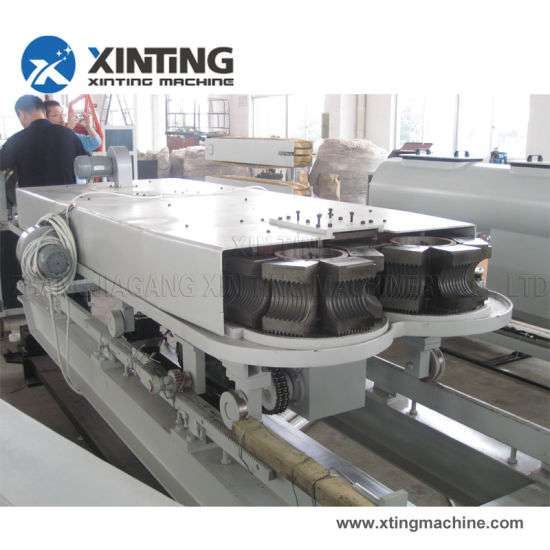Corrugated Pipe Production Line for Sale Single Wall Corrugated Pipe Machine