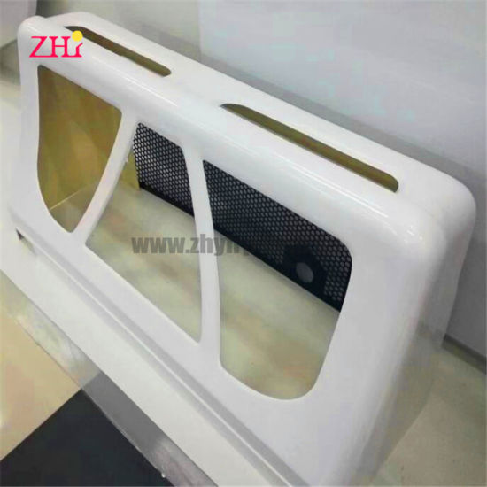 Fiberglass Autoparts Air Conditioner Wind Outlet Shell FRP Dash Board