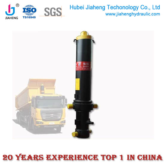 Dump Truck Telescoping Double Acting Hydraulic Cylinder for Trailer Agricultural Semi-Trailer
