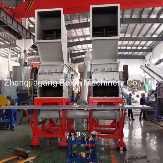 PE/LDPE/HDPE/PP Recycling Crushing Machine Film Plastic Washing Line