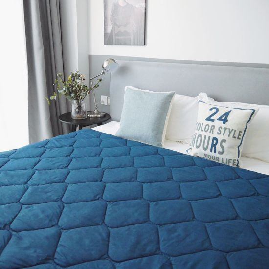 Best Selling Home Hotel Microfiber Polyester Comforters Quilts