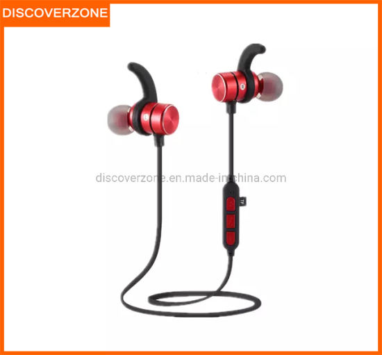 China M11 Wireless Fashion Sports Bluetooth Headset Magnet In Ear Hifi Music Stereo With Microphone Headset Noise Reduction China Bluetooth Heaset And Headphone Price