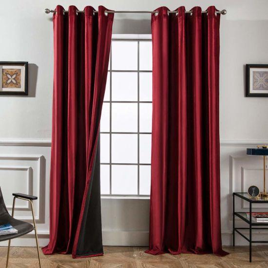 Velvet Curtains For Bedroom Living Room
