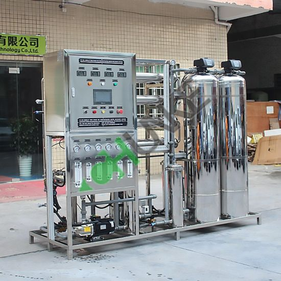 Drinking Reverse Osmosis Desalination System RO Water Plant pictures & photos