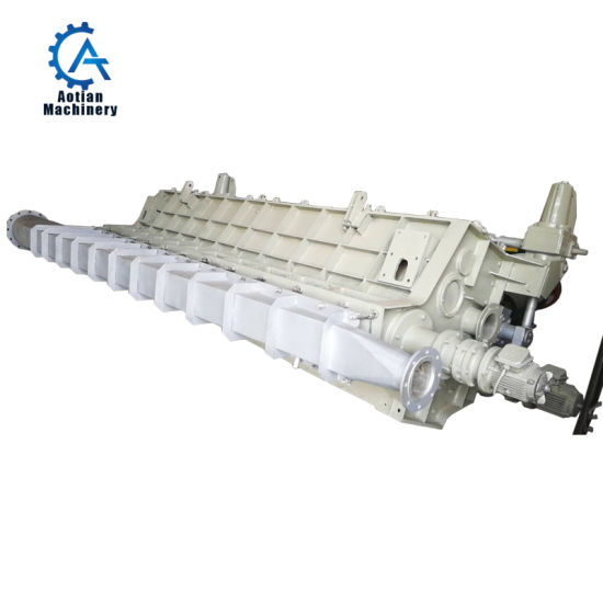 Paper Making Machine Spare Part Headbox in Paper Recycling Line