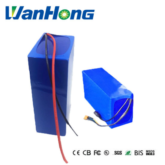 Lithium Battery Pack 24V 50ah Rechargeable LiFePO4 Li-ion Lithium Ion Battery Pack Storage Battery for EV UPS Energy Storage