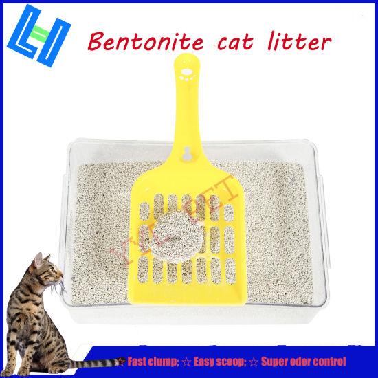 2mm Ball Shape Bentonite Cat Litter