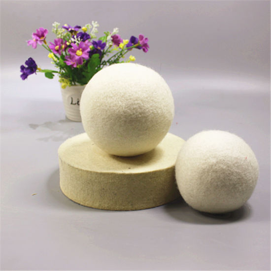 100% Felt Wool Laundry Dryer Ball pictures & photos
