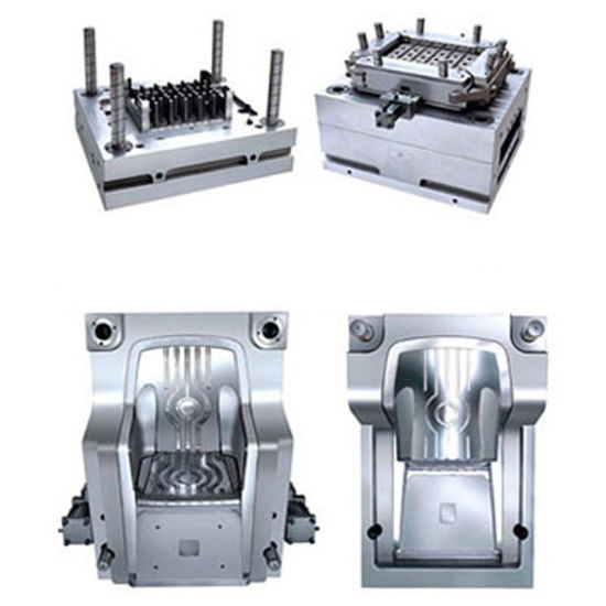 Precision Plastic Interior Parts Automotive Mould From China pictures & photos