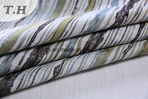 a&B Room Furniture and Sofa Upholstery Fabric Jacquard Fabric pictures & photos