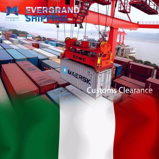 China Top Freight Forwarder Shipping to Italy/Rome/Genova/Venice/Milan pictures & photos