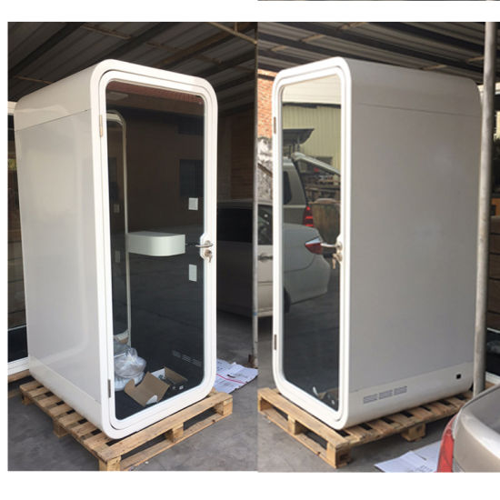 Single Office Soundproof Privacy Indoor Mobile Phone Booth For Sale