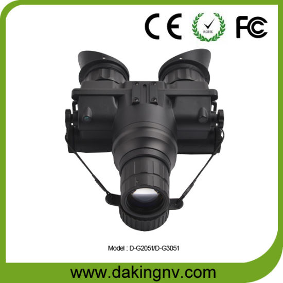 Quasi Gen3 Military IR Night Vision Goggles (D-G3051) pictures & photos
